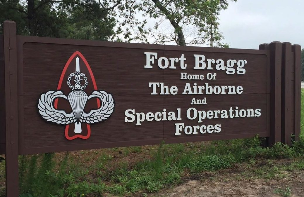 FORT BRAGG SOF TRAINING COMMAND BUILDING HQ